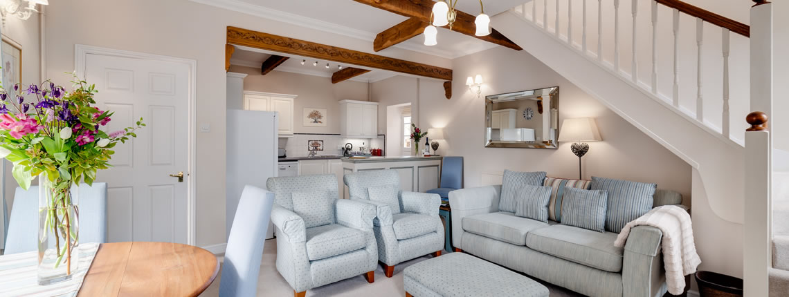 Harewood Cottage, luxury holiday cottages in the Wye Valley, close to the Forest of Dean