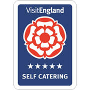 Visit England - Five Star Self Catering Award